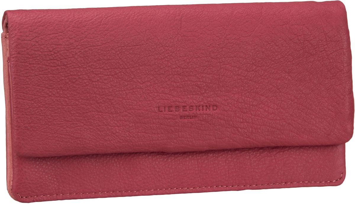 Geldboersen für Frauen - Liebeskind Berlin Slam F8 Coral Pink Kellnerbörse  - Onlineshop Taschenkaufhaus