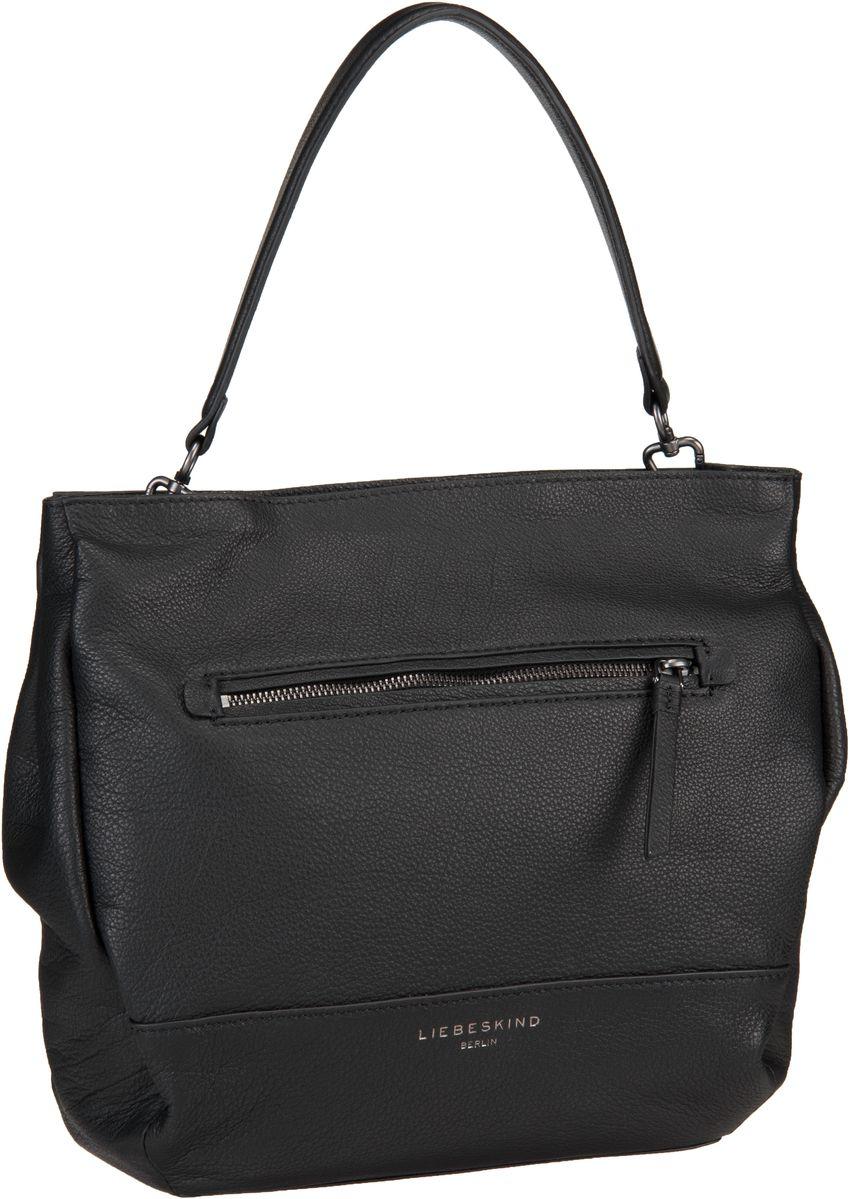 Liebeskind Berlin Alicante Black - Handtasche
