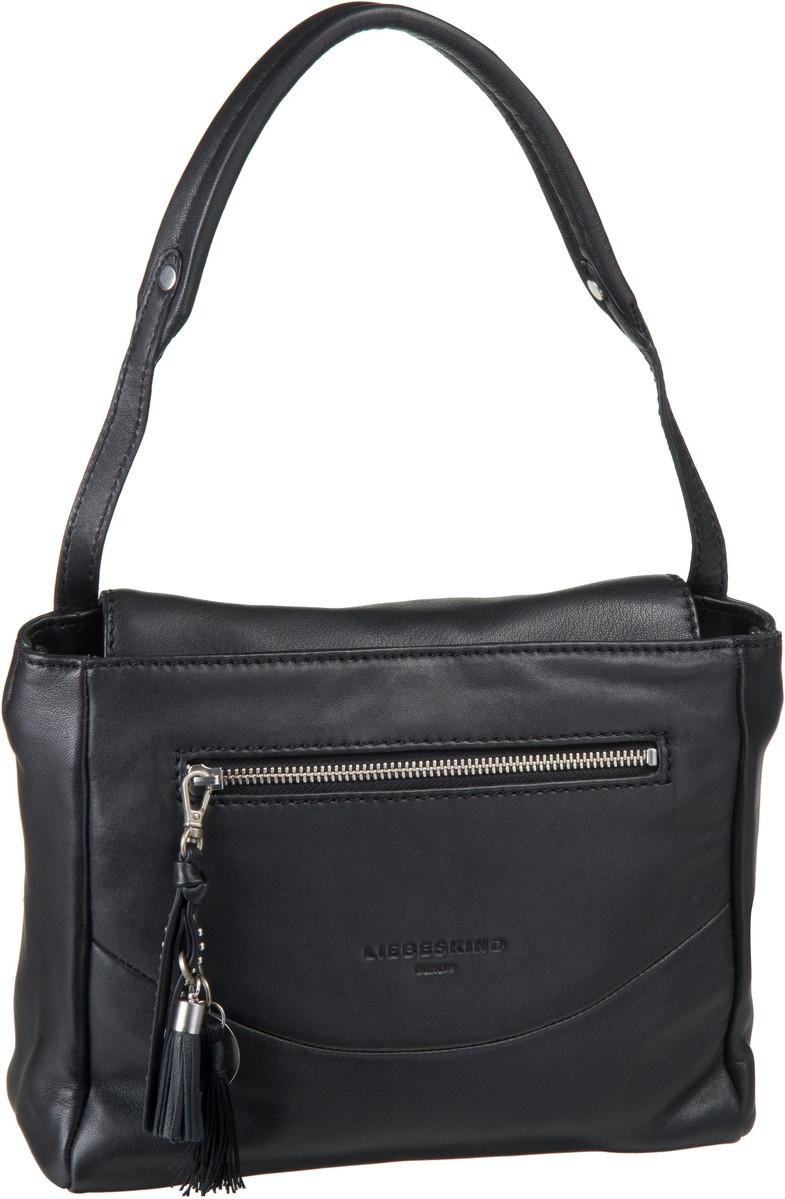 Handtaschen für Frauen - Liebeskind Berlin Handtasche Kiev Black  - Onlineshop Taschenkaufhaus