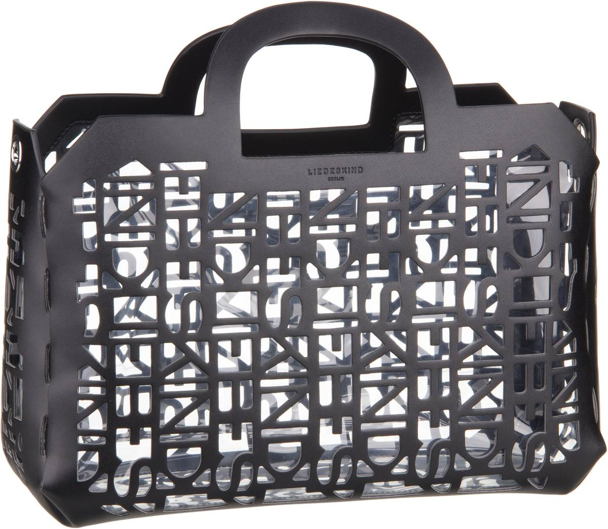 Berlin Handtasche 2D3D ShopperM Black