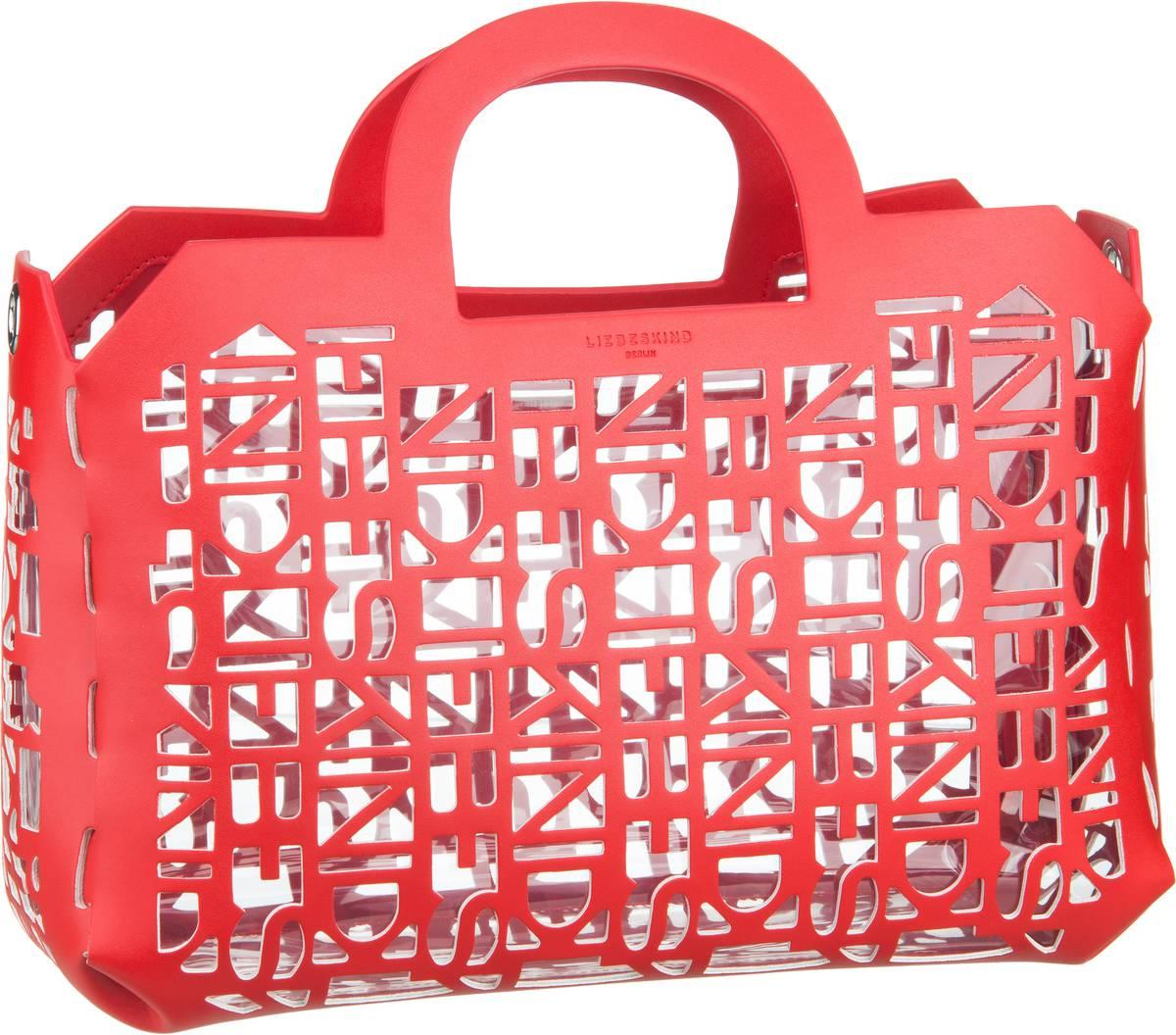 Berlin Handtasche 2D3D ShopperM Summer Red