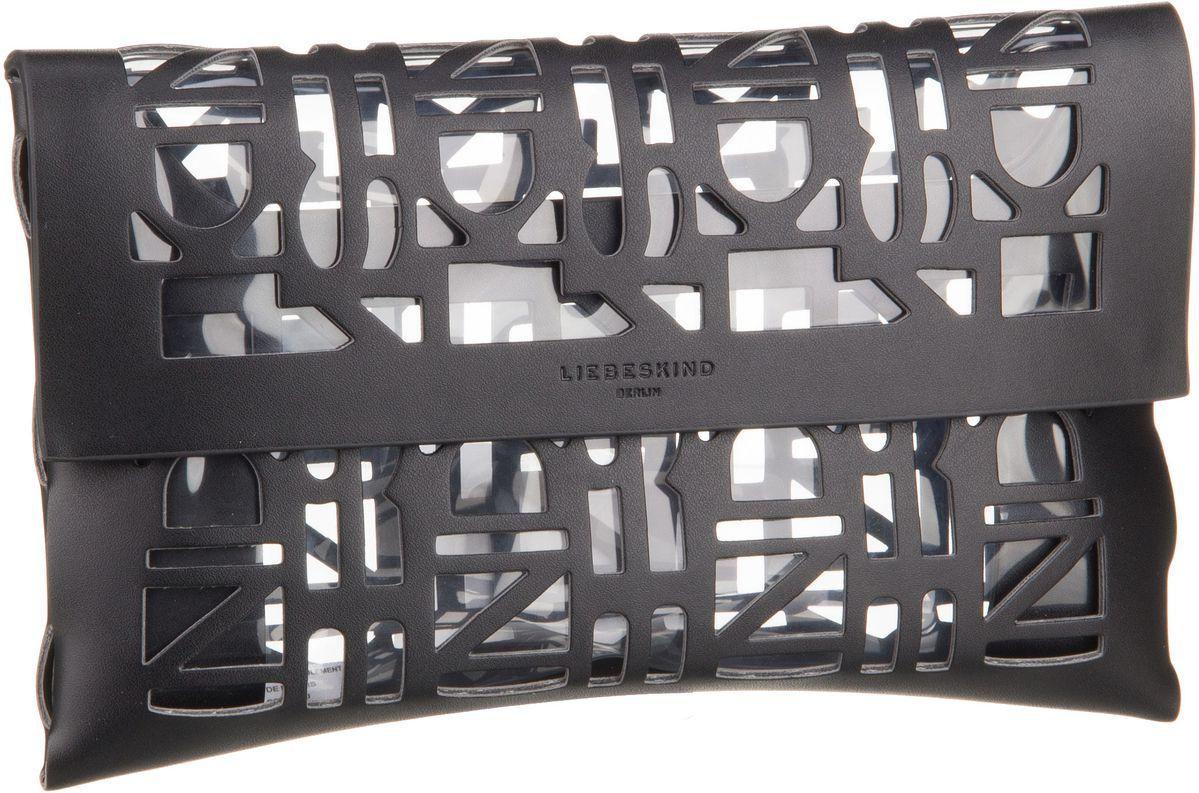 Berlin Handtasche 2D3D ClutchS Black