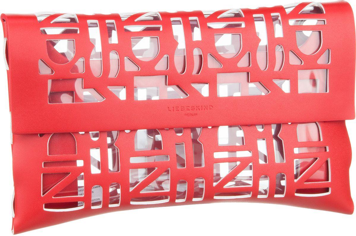Berlin Handtasche 2D3D ClutchS Summer Red