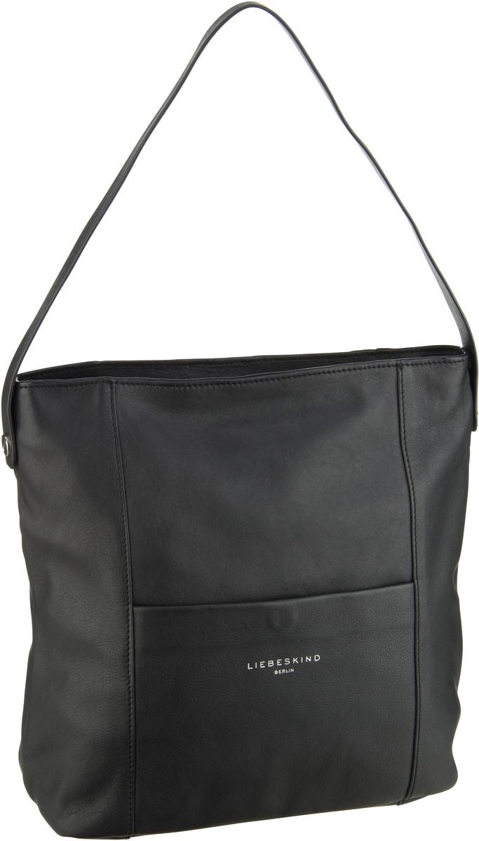 Berlin Handtasche Just Love Hobo M Black