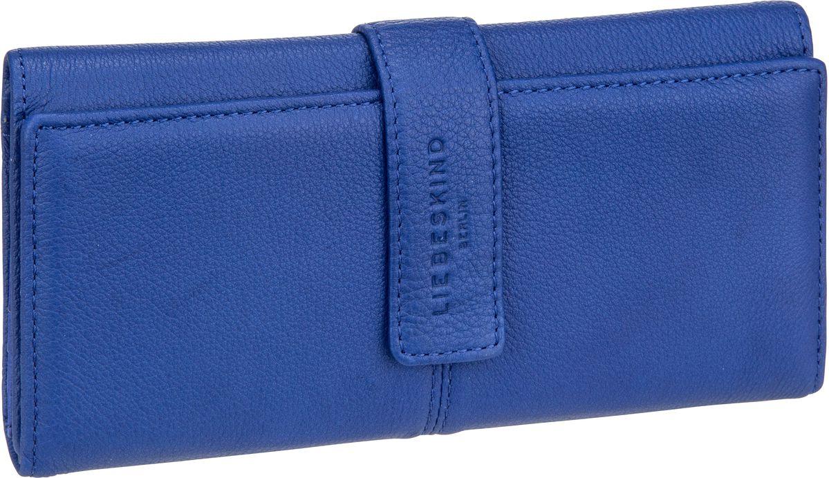 Geldboersen für Frauen - Liebeskind Berlin Kellnerbörse Leonie H8 Vintage Deep Blue  - Onlineshop Taschenkaufhaus