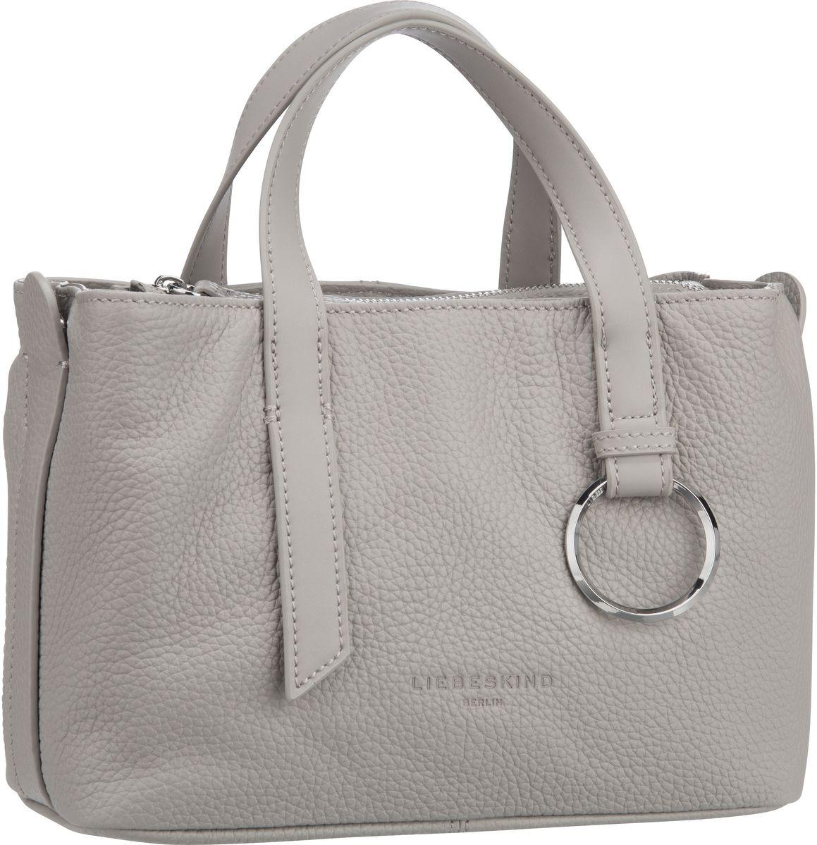 Berlin Handtasche Millennium Satchel M String Grey