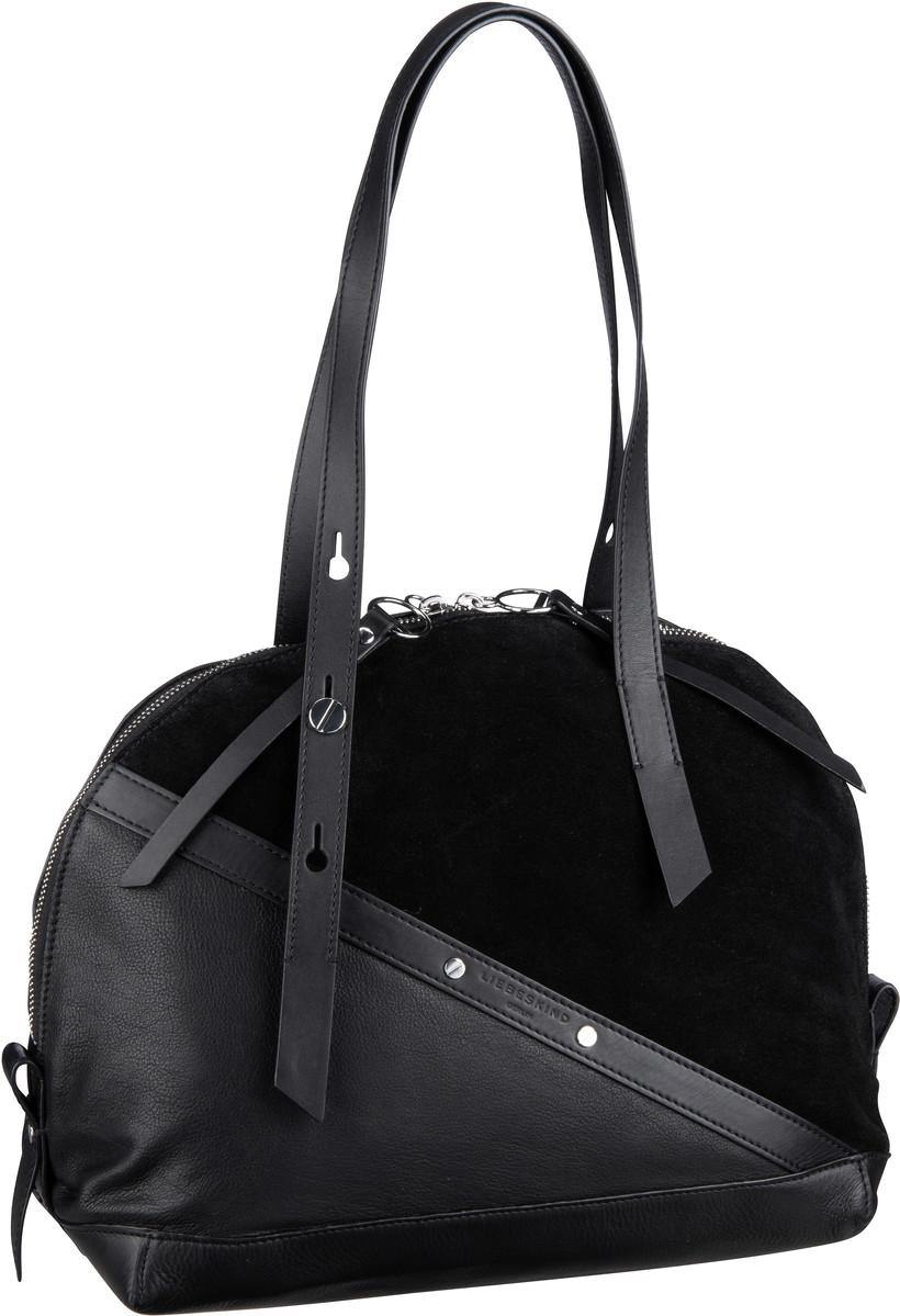 Berlin Handtasche Helmet Bowling Bag S Black