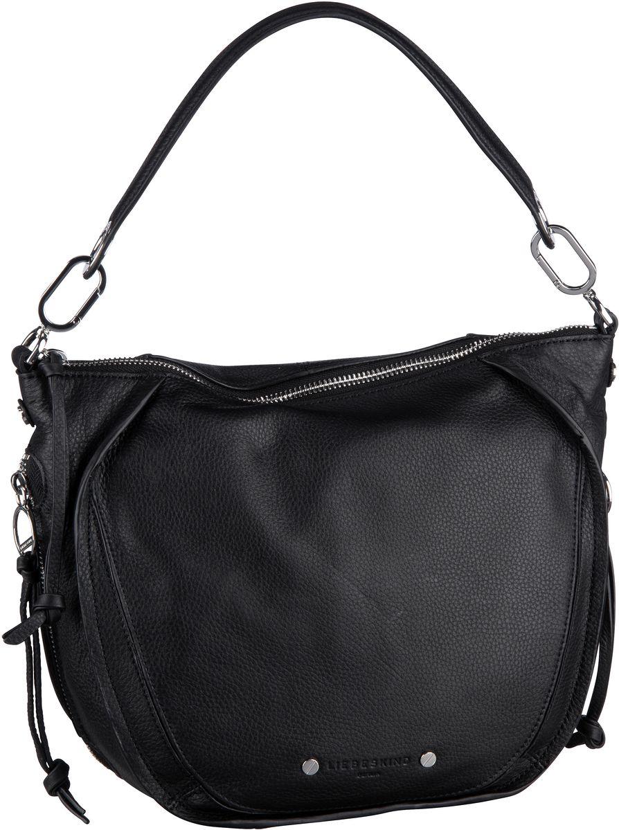 Handtaschen für Frauen - Liebeskind Berlin Handtasche Saddy Crossbody S Black  - Onlineshop Taschenkaufhaus
