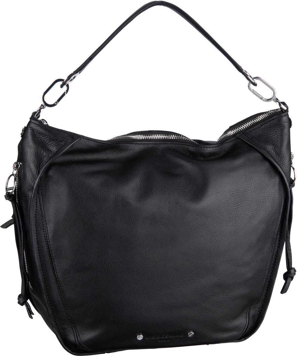 Handtaschen für Frauen - Liebeskind Berlin Handtasche Saddy Crossbody M Black  - Onlineshop Taschenkaufhaus