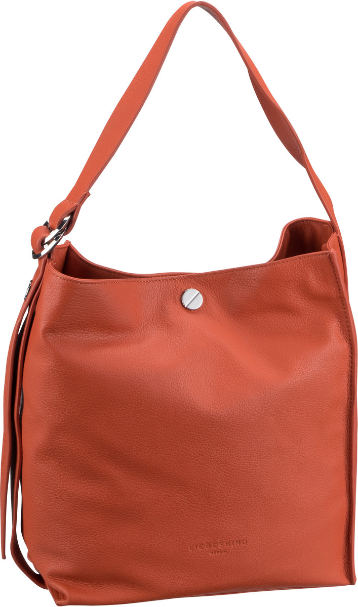 Berlin Handtasche Ring Ring Hobo M Rusty Rea