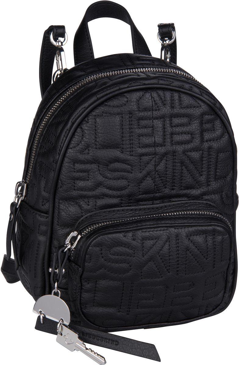 Berlin Rucksack / Daypack Urban Monogram Backpack S Black