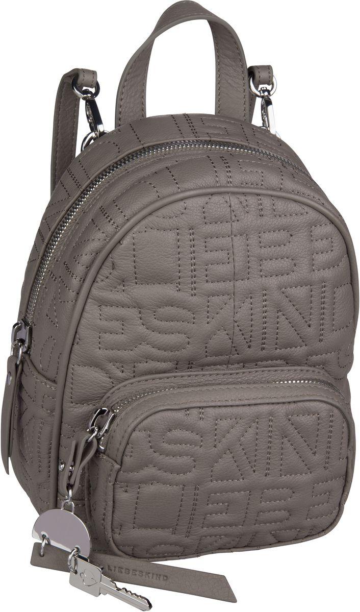Berlin Rucksack / Daypack Urban Monogram Backpack S Cold Grey