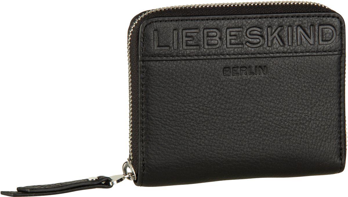 Liebeskind Berlin Geldbörse Urban Monogram Conny W8 Black