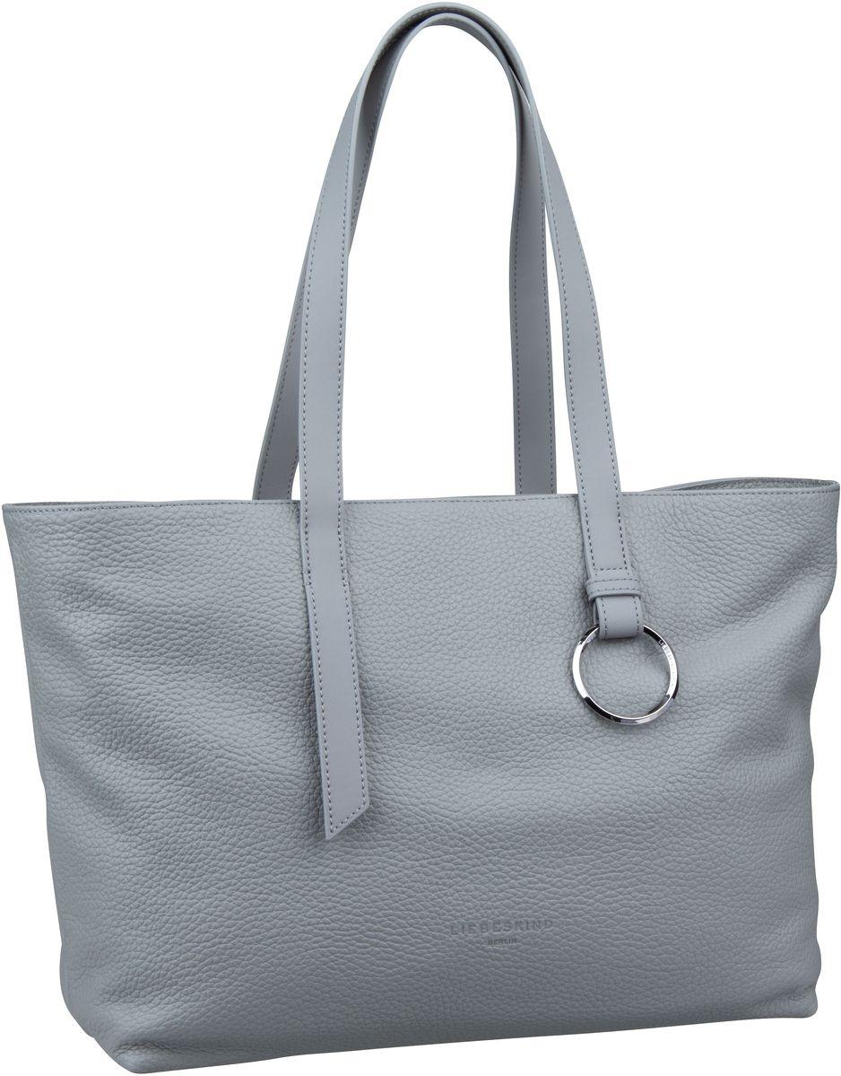 Berlin Handtasche Millenium 3 Shopper L Hyena Grey
