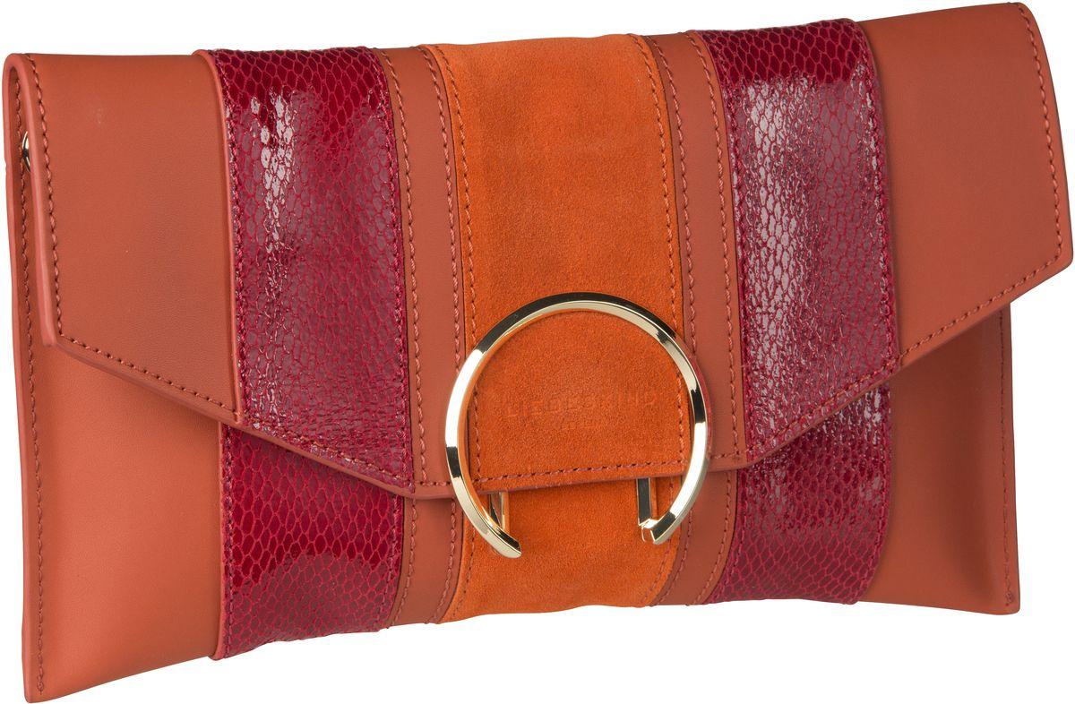 Berlin Handtasche Fancy Clutch M Rusty Rea