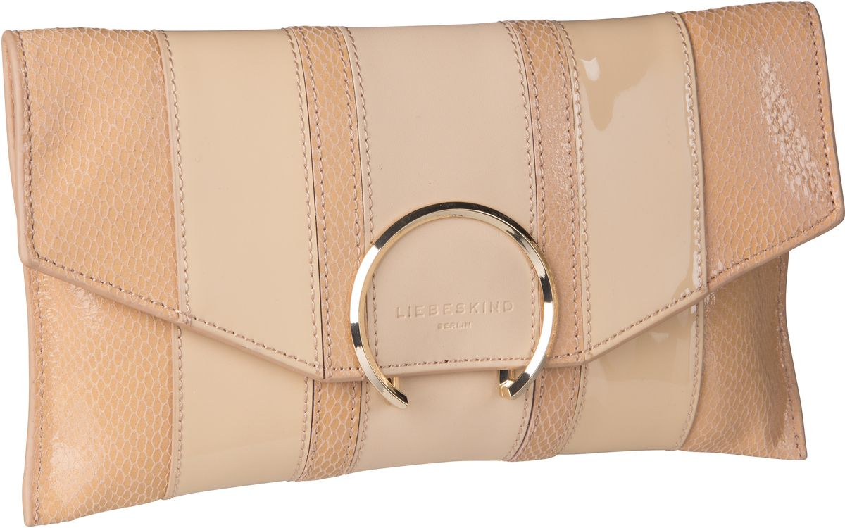 Berlin Handtasche Fancy Clutch M Sweet Beige