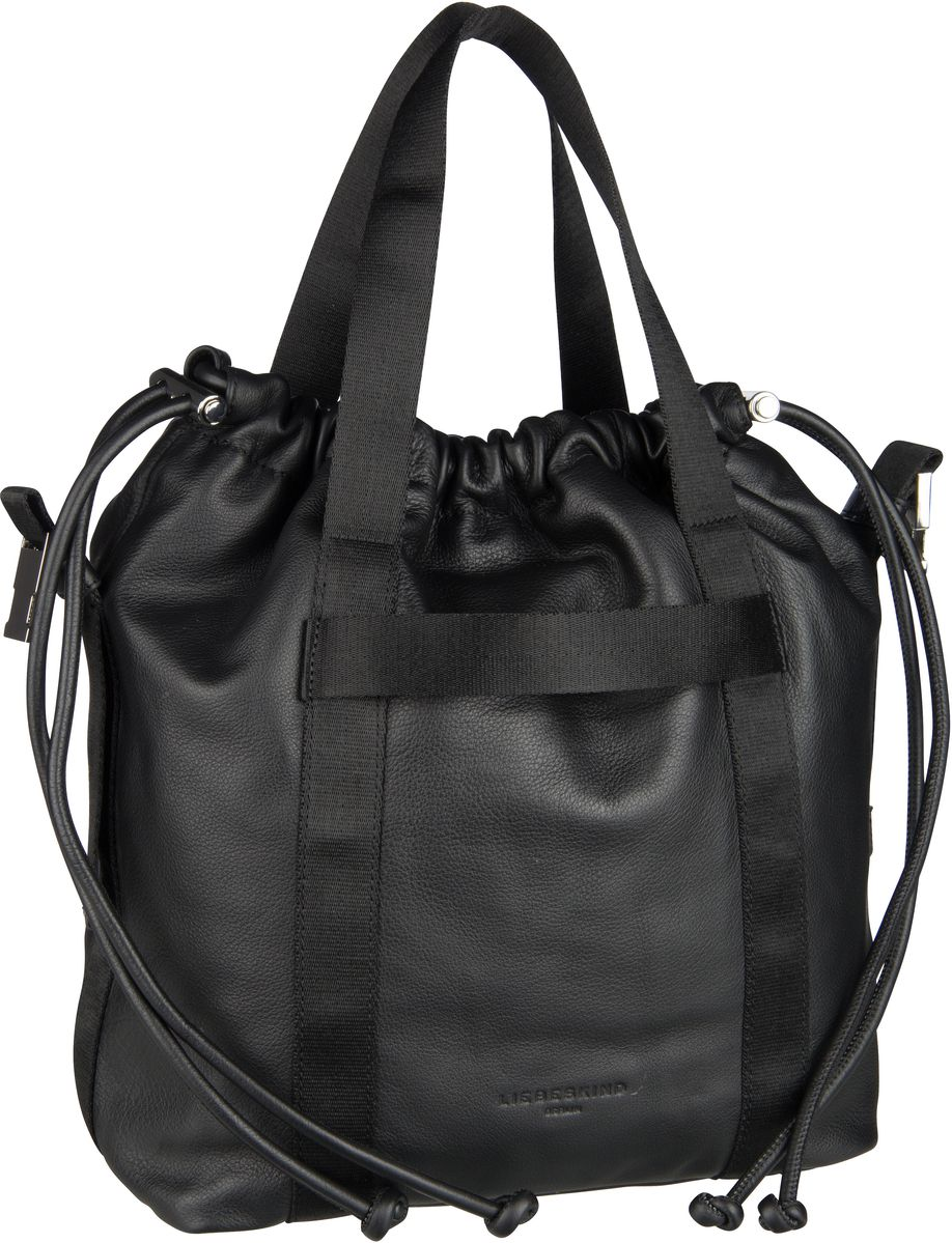 Handtaschen für Frauen - Liebeskind Berlin Handtasche Tote Ally Tote M Black  - Onlineshop Taschenkaufhaus