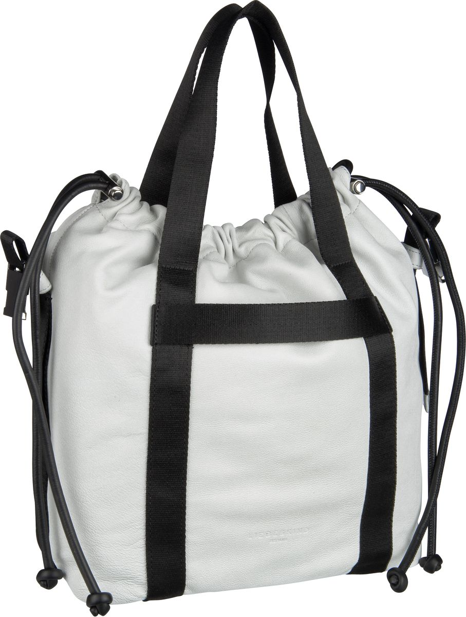 Berlin Handtasche Tote Ally Tote M Optic White