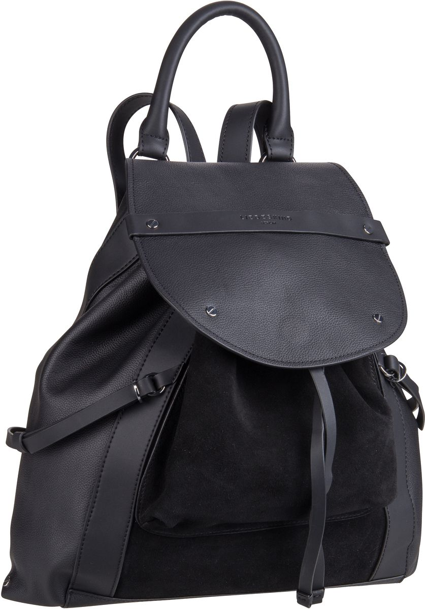 Berlin Rucksack / Daypack New Saddle Backpack M Black