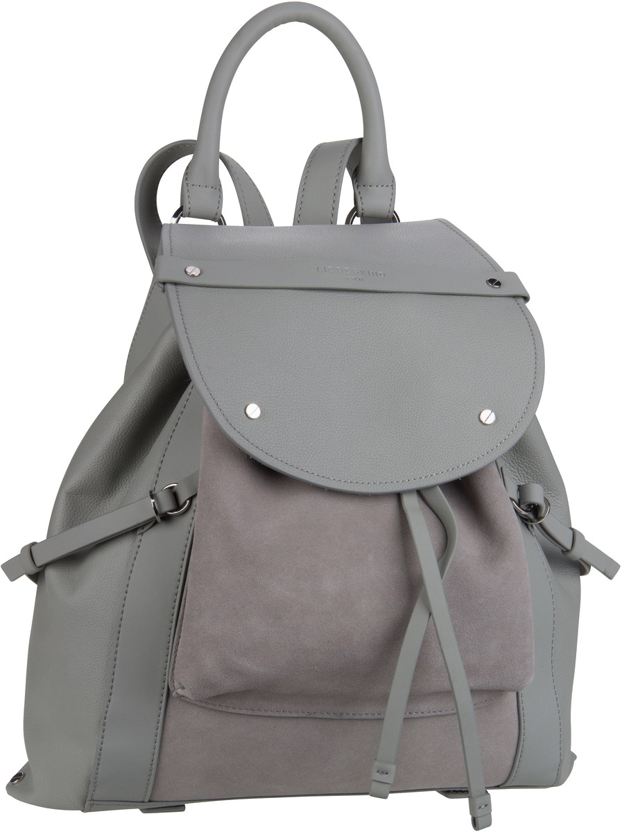 Liebeskind Berlin Rucksack / Daypack New Saddle Backpack M Hyena Grey