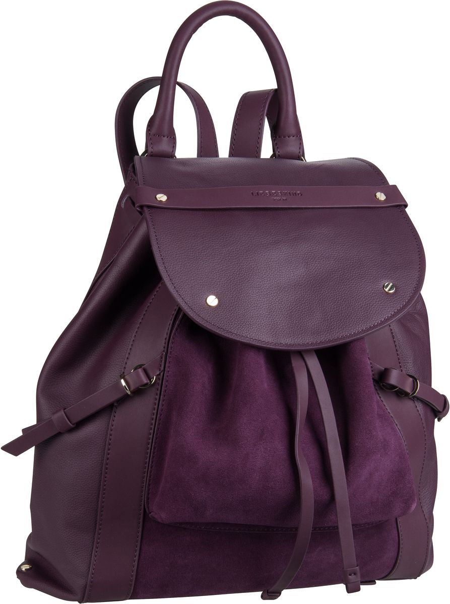 Liebeskind Berlin Rucksack / Daypack New Saddle Backpack M Fig