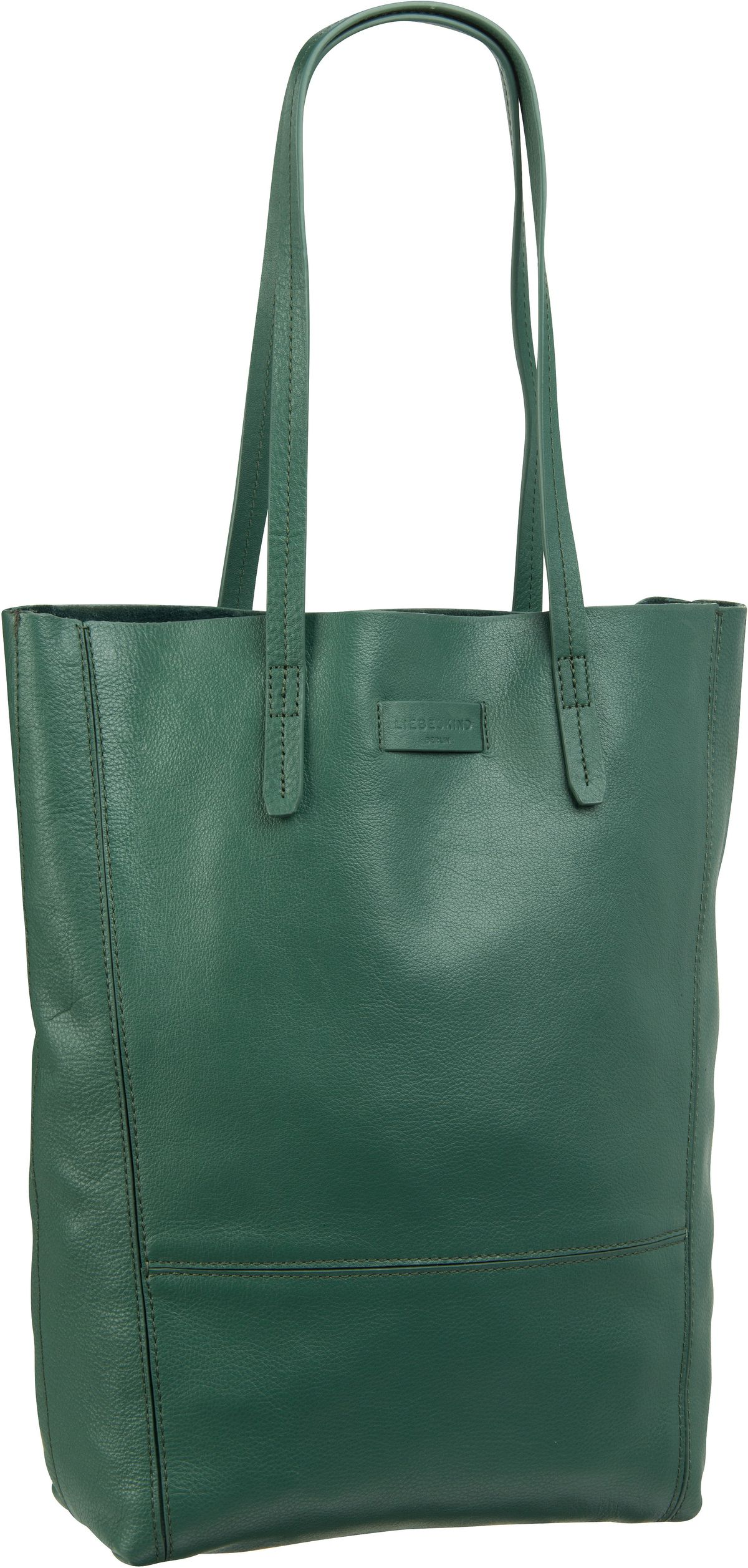 Berlin Handtasche Essential Tote M Dark Green