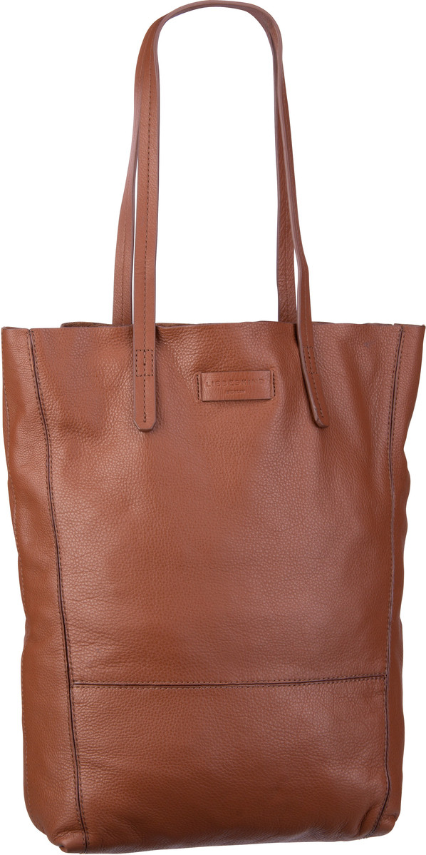 Berlin Handtasche Essential Tote M Bourbon