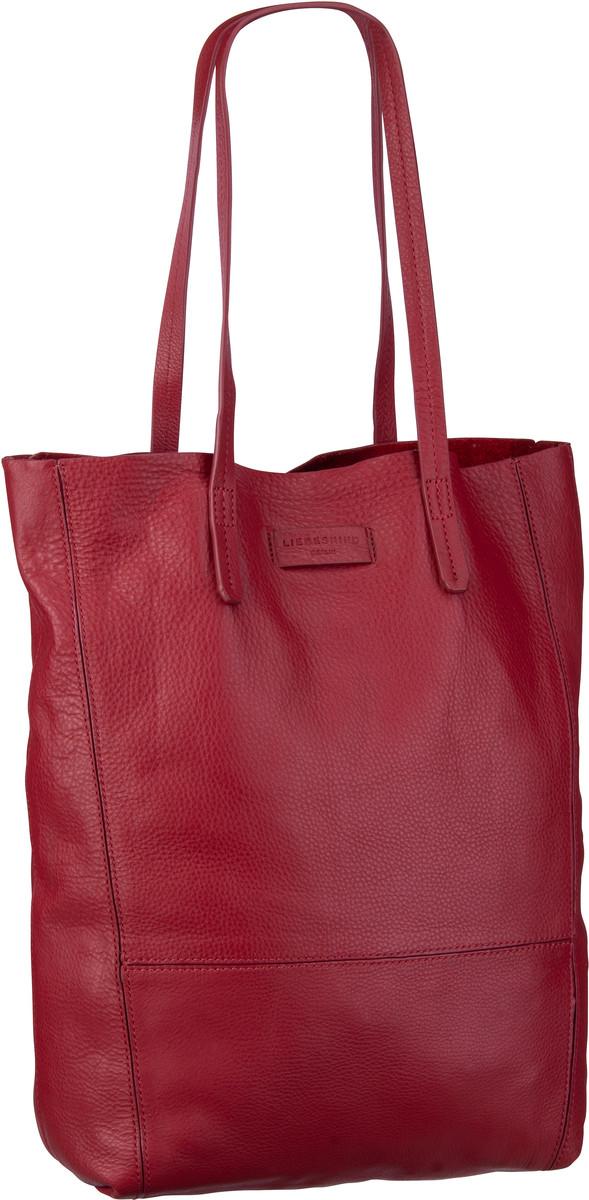 Berlin Handtasche Essential Tote M Italian Red