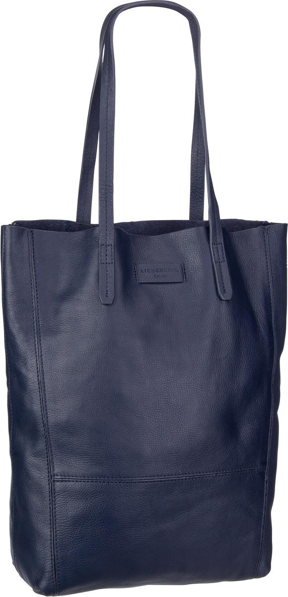 Berlin Handtasche Essential Tote M Navy Blue