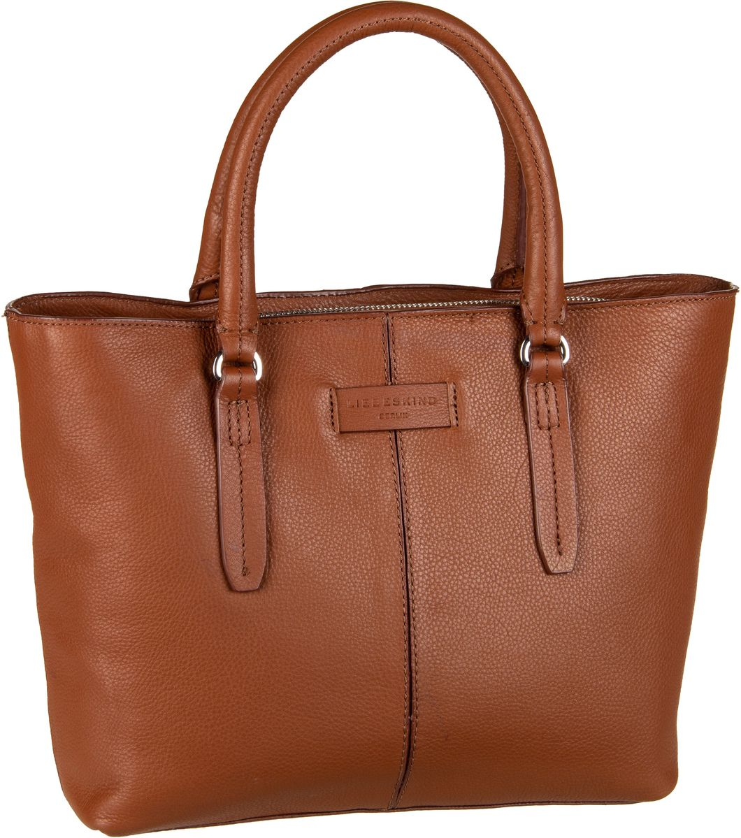 Berlin Handtasche Essential Satchel M Bourbon