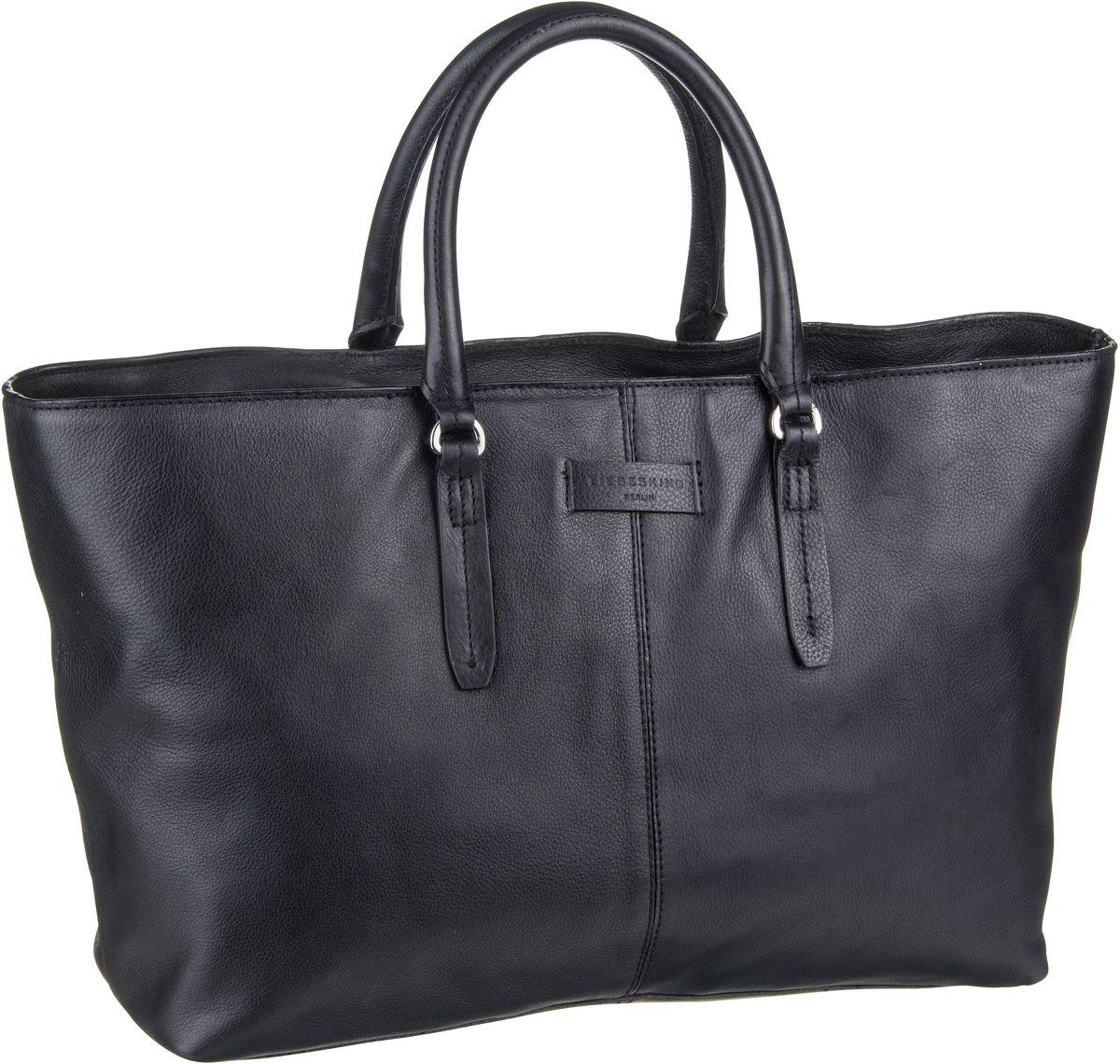 Berlin Shopper Essential Satchel L Black