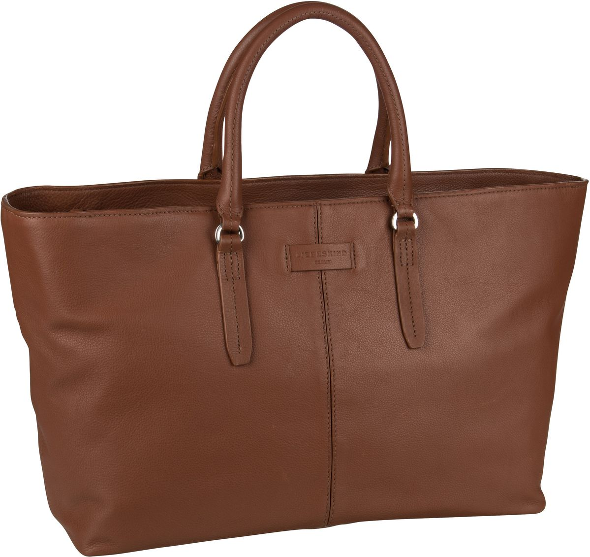 Berlin Shopper Essential Satchel L Bourbon