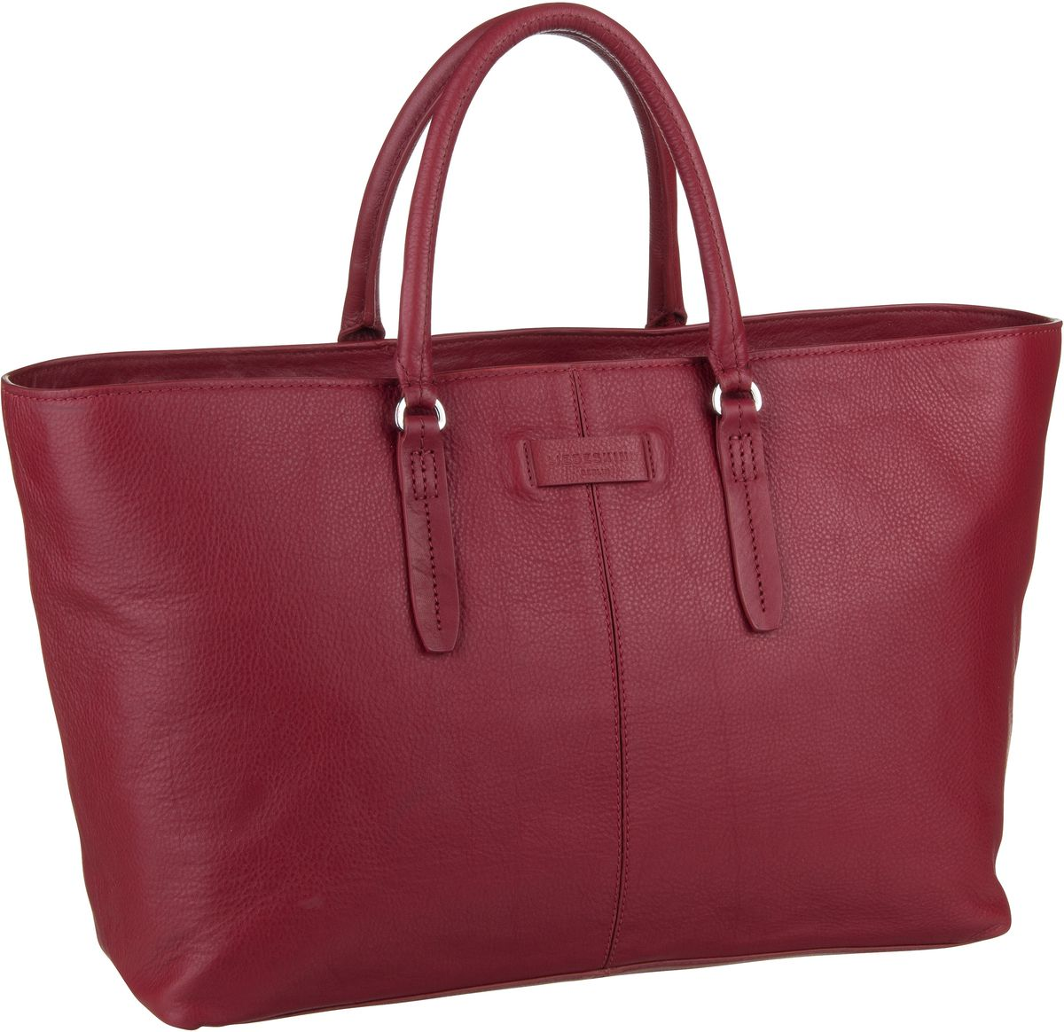 Berlin Shopper Essential Satchel L Italian Red