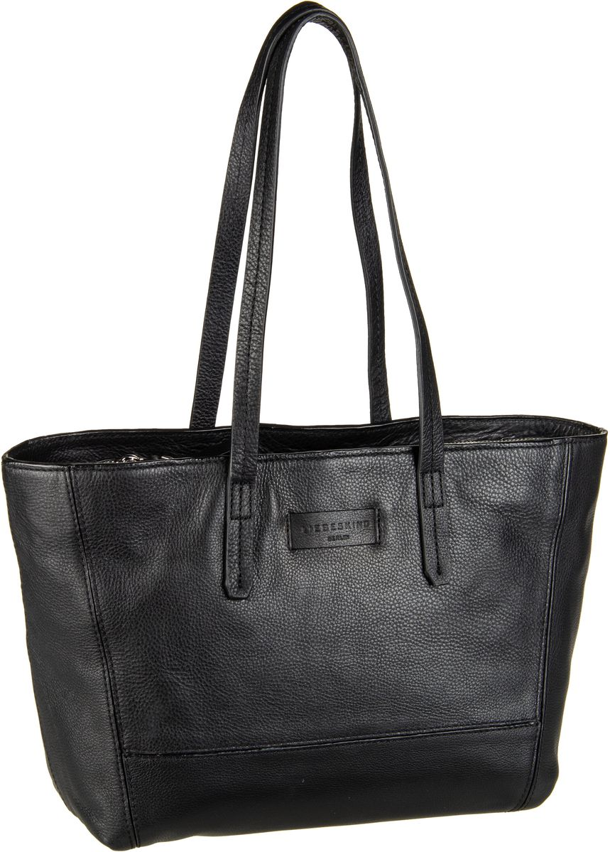 Berlin Handtasche Essential Shopper M Black