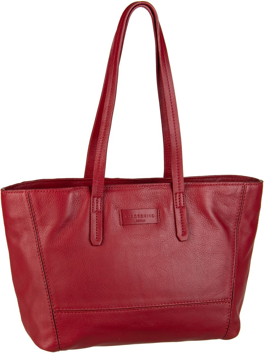Berlin Handtasche Essential Shopper M Italian Red