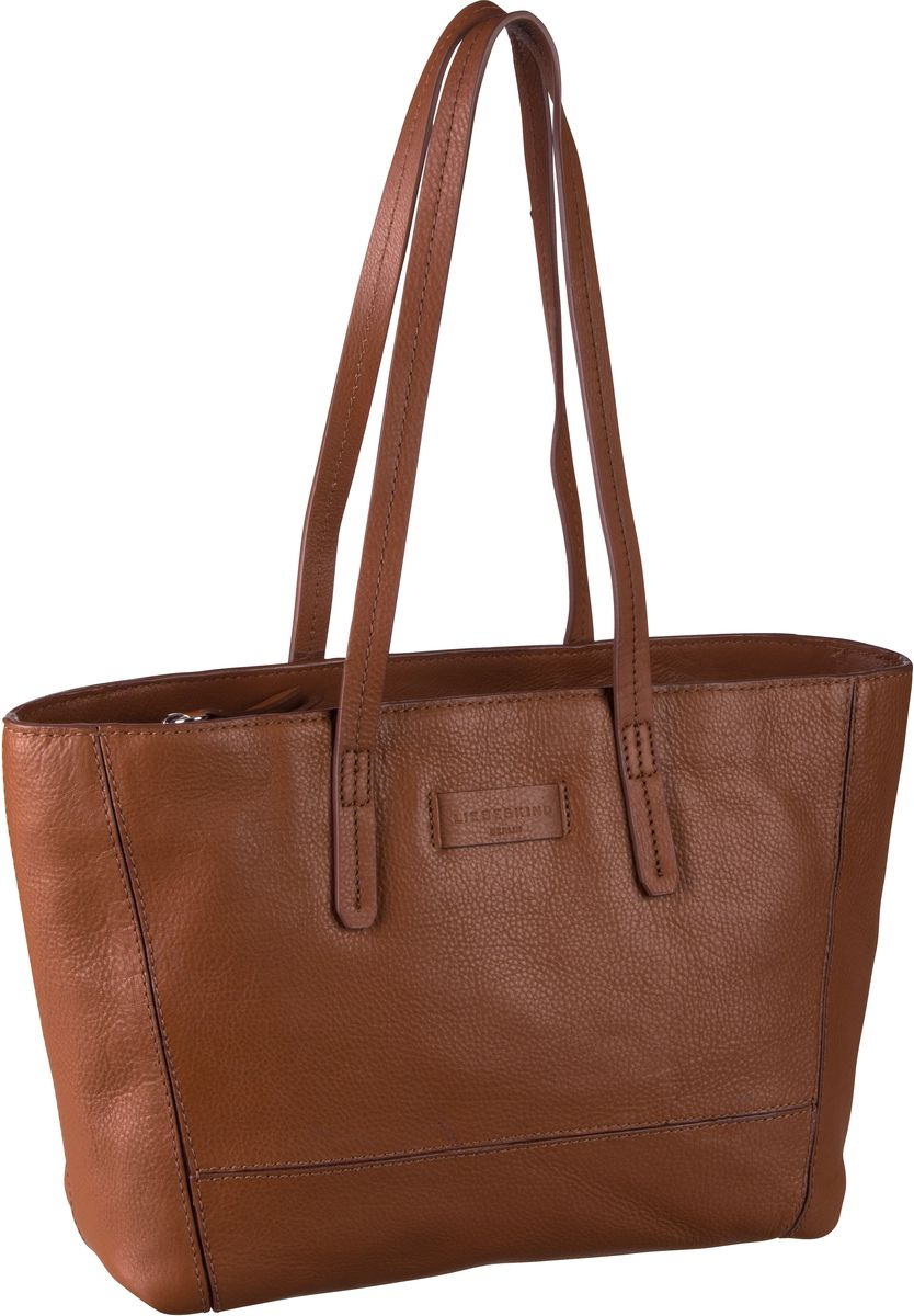 Berlin Handtasche Essential Shopper M Bourbon