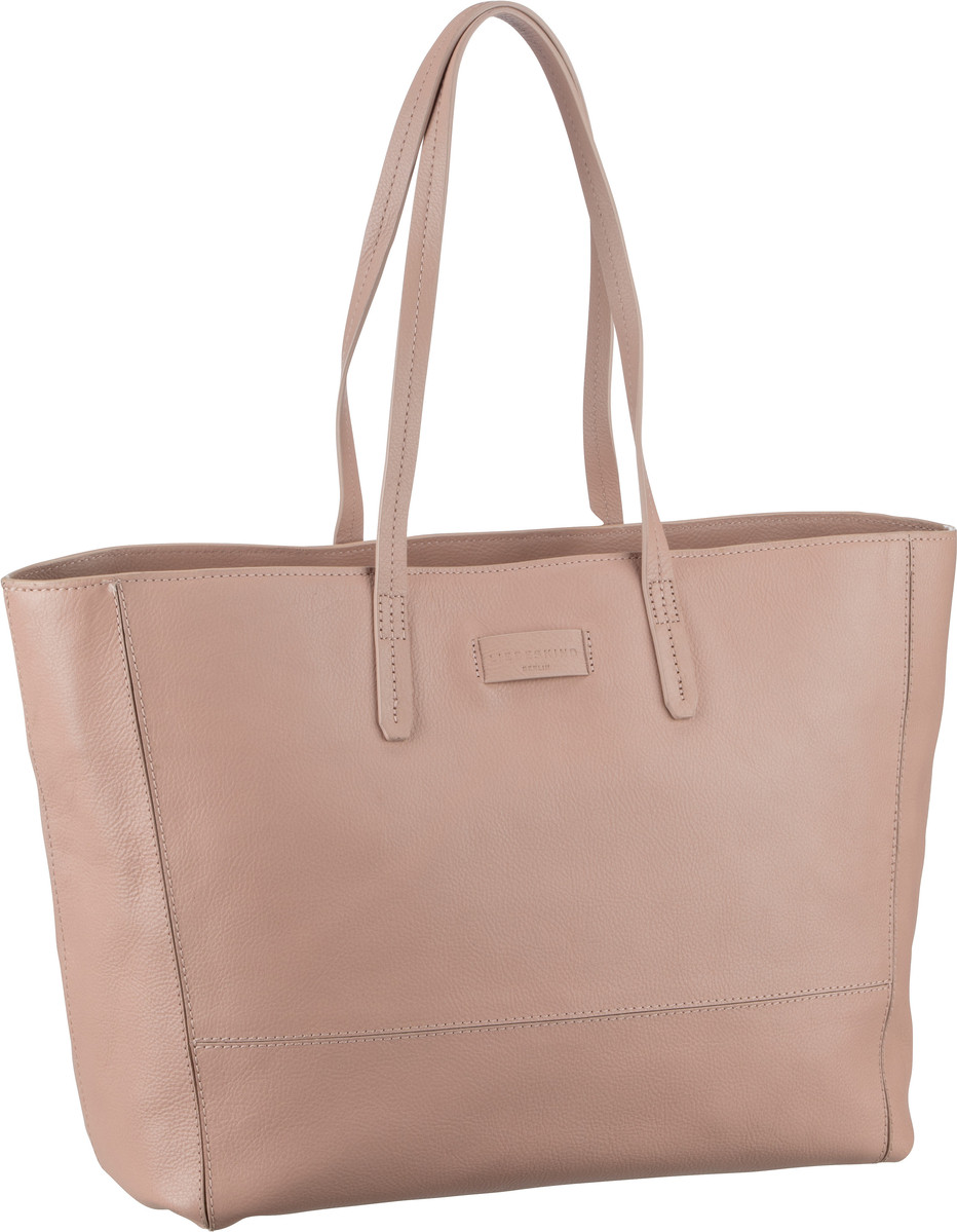 Berlin Shopper Essential Shopper L Dusty Rose