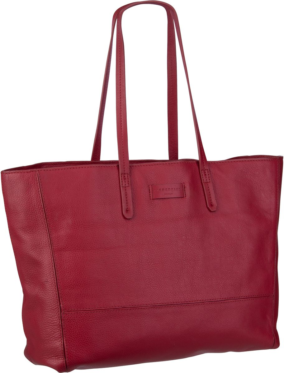 Berlin Shopper Essential Shopper L Italian Red