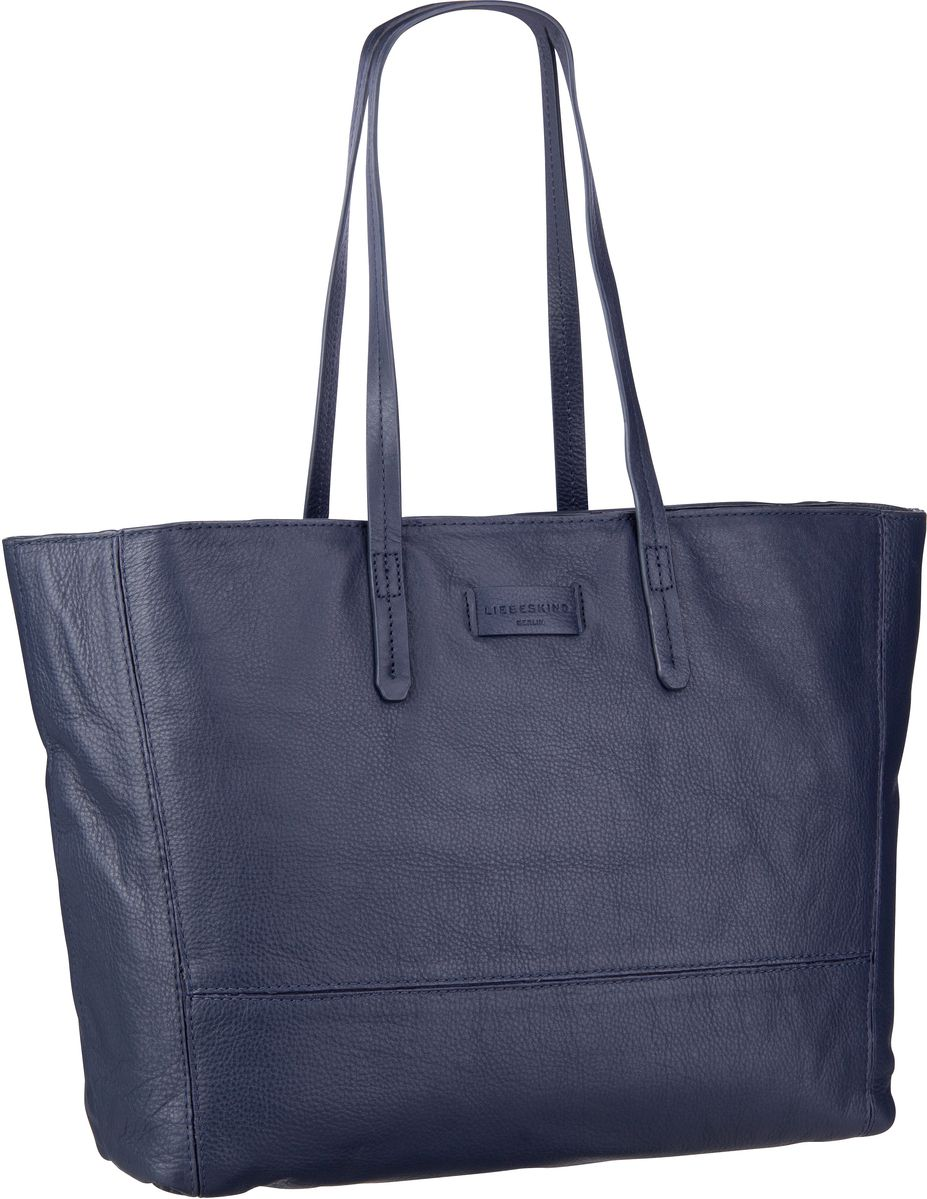 Berlin Shopper Essential Shopper L Navy Blue