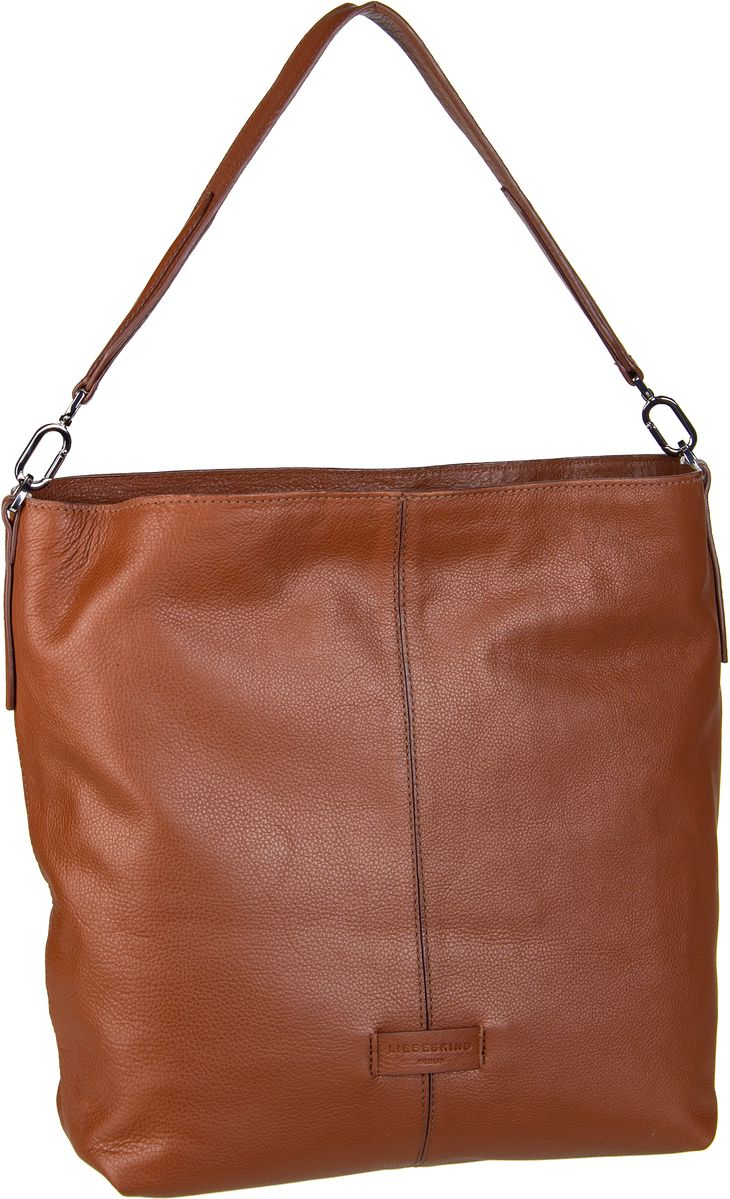 Berlin Handtasche Essential Hobo M Bourbon