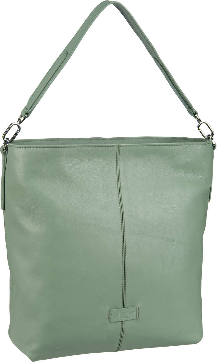 Berlin Handtasche Essential Hobo M Hedge Green