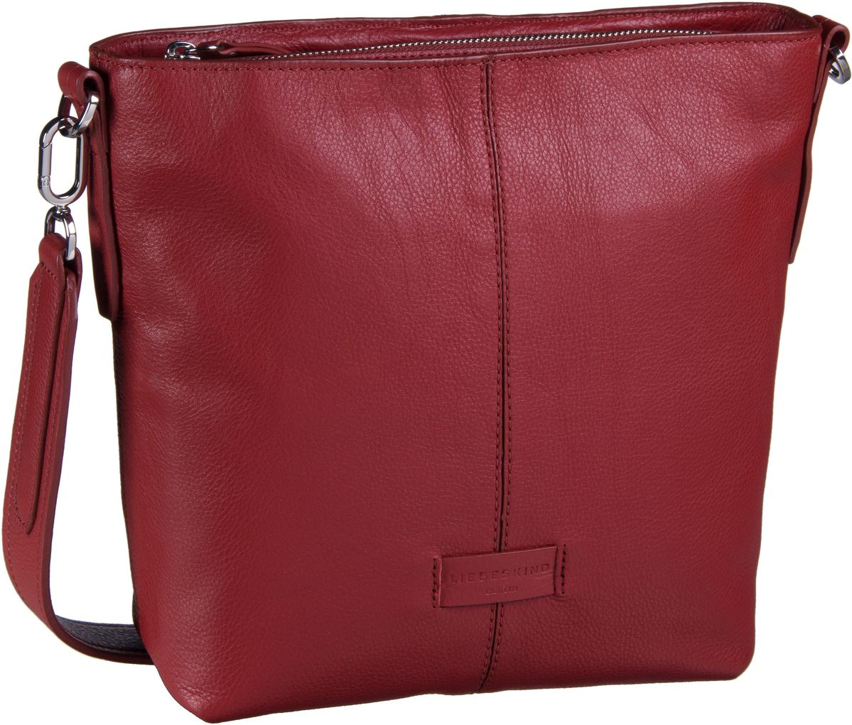 Berlin Umhängetasche Essential Crossbody M Italian Red