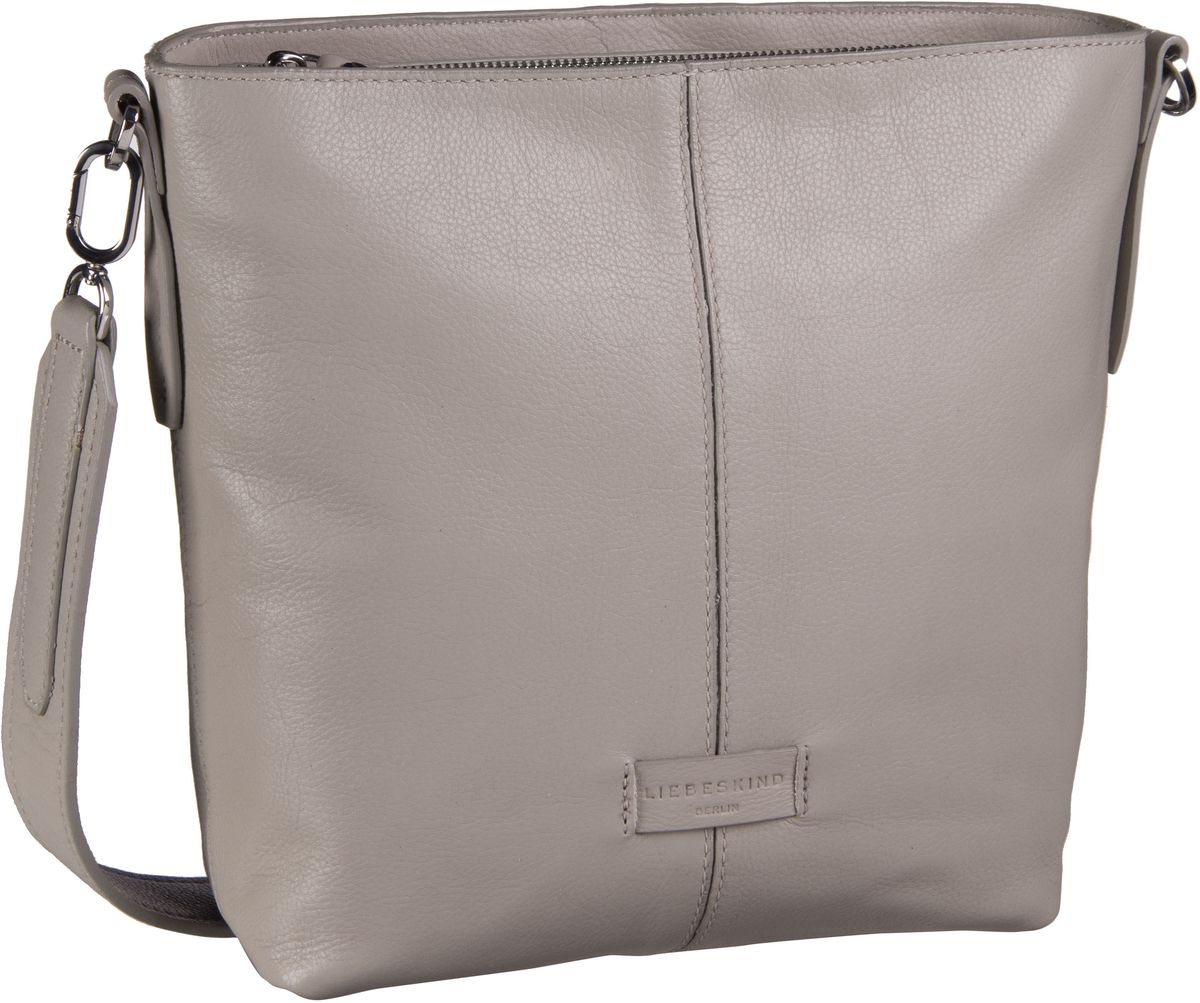 Berlin Umhängetasche Essential Crossbody M String Grey