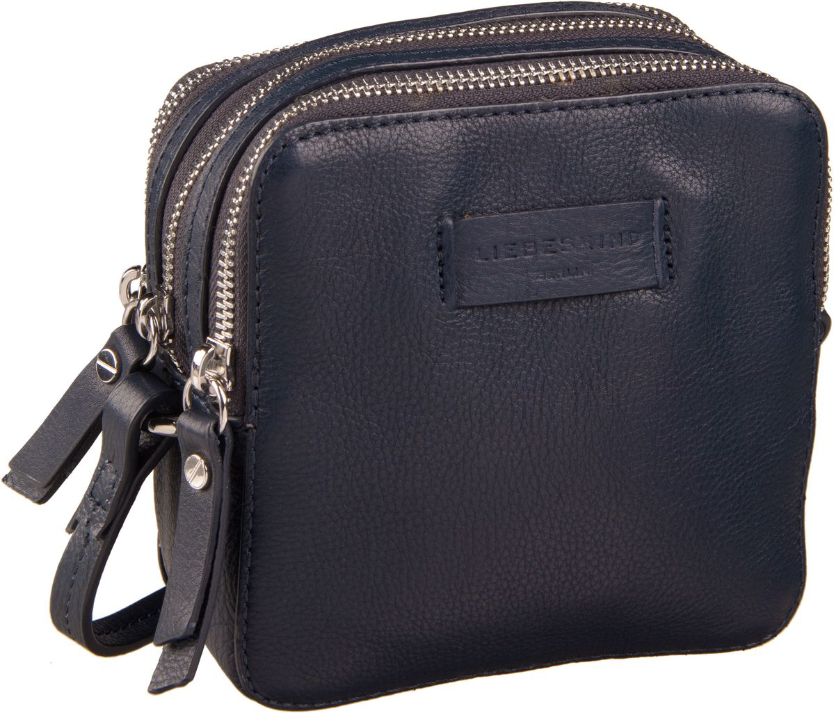 Berlin Umhängetasche Essential Crossbody S Navy Blue