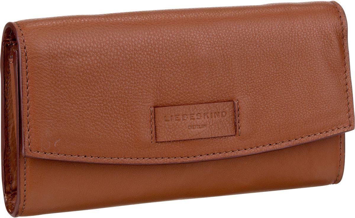 Berlin Handtasche Essential Clutch S Bourbon