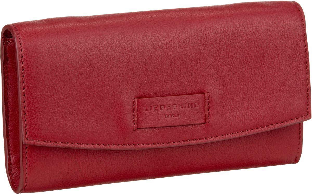 Berlin Handtasche Essential Clutch S Italian Red