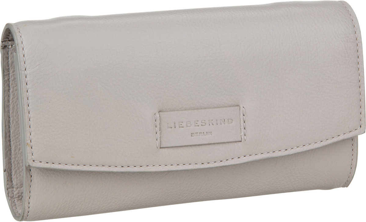 Berlin Handtasche Essential Clutch S String Grey