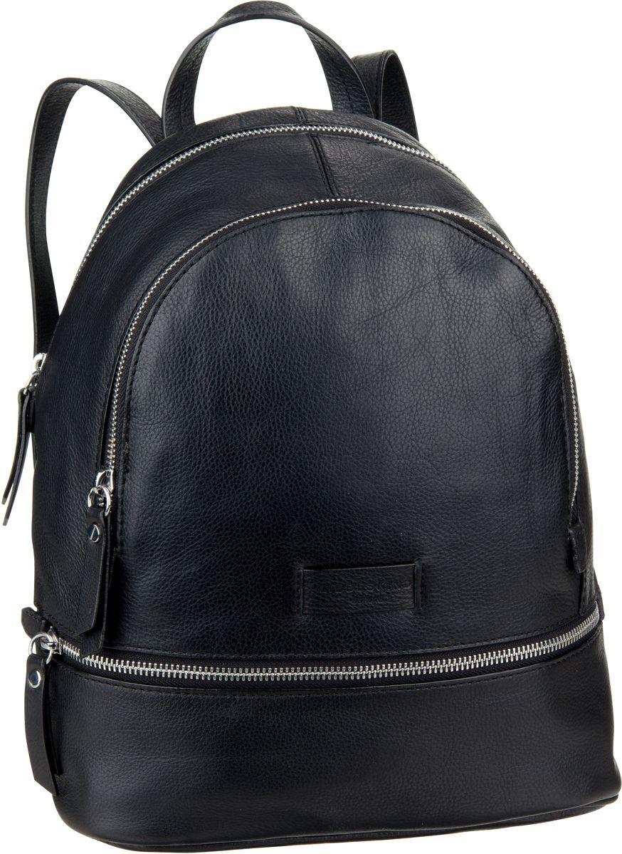 Berlin Rucksack / Daypack Essential Lotta Backpack S Black