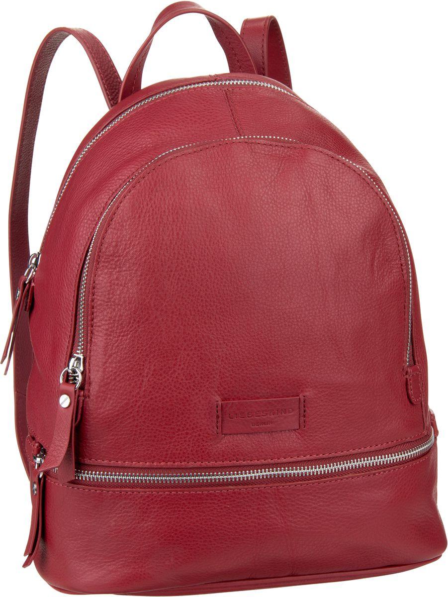 Berlin Rucksack / Daypack Essential Lotta Backpack S Italian Red
