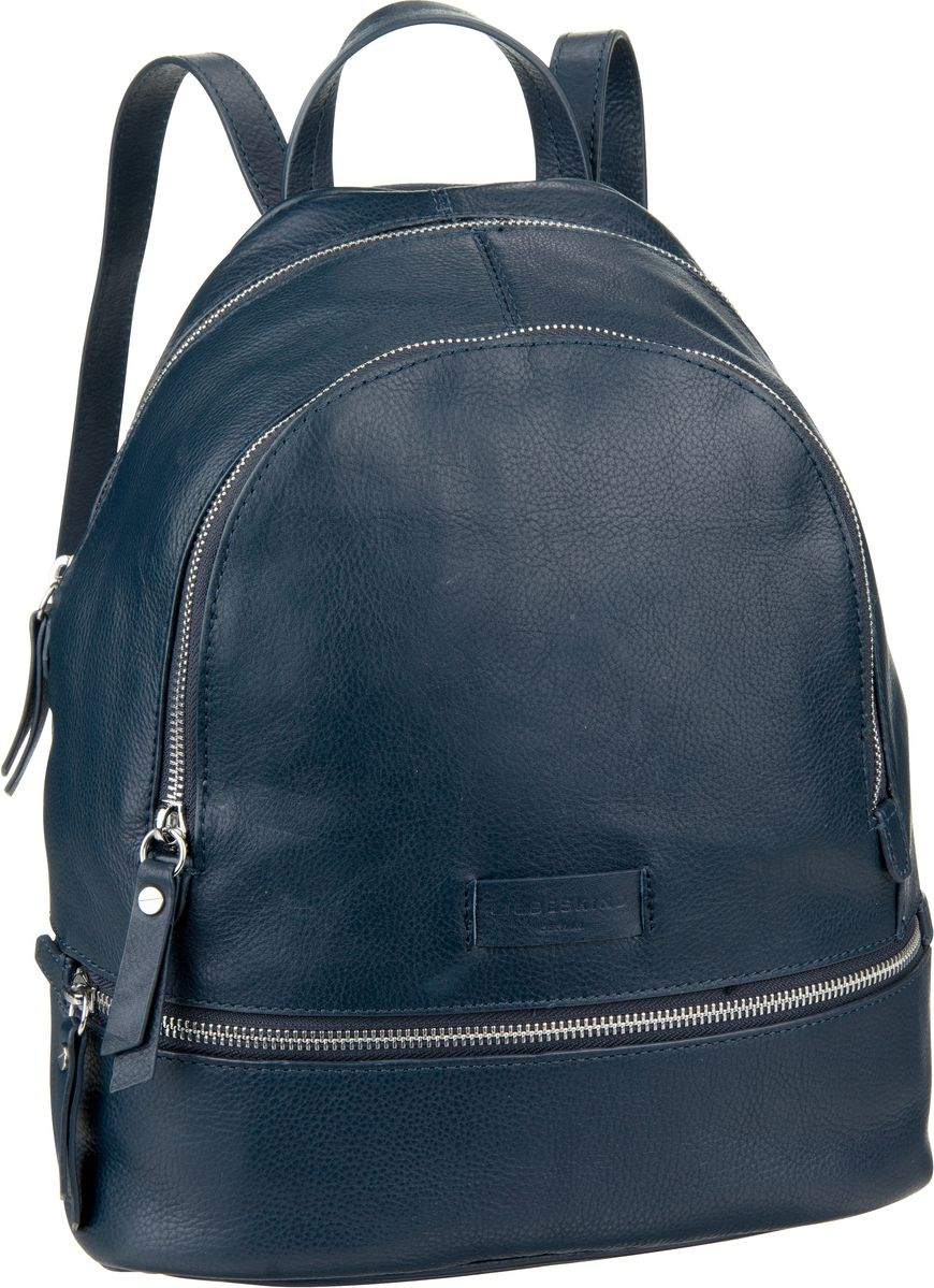 Berlin Rucksack / Daypack Essential Lotta Backpack S Navy Blue